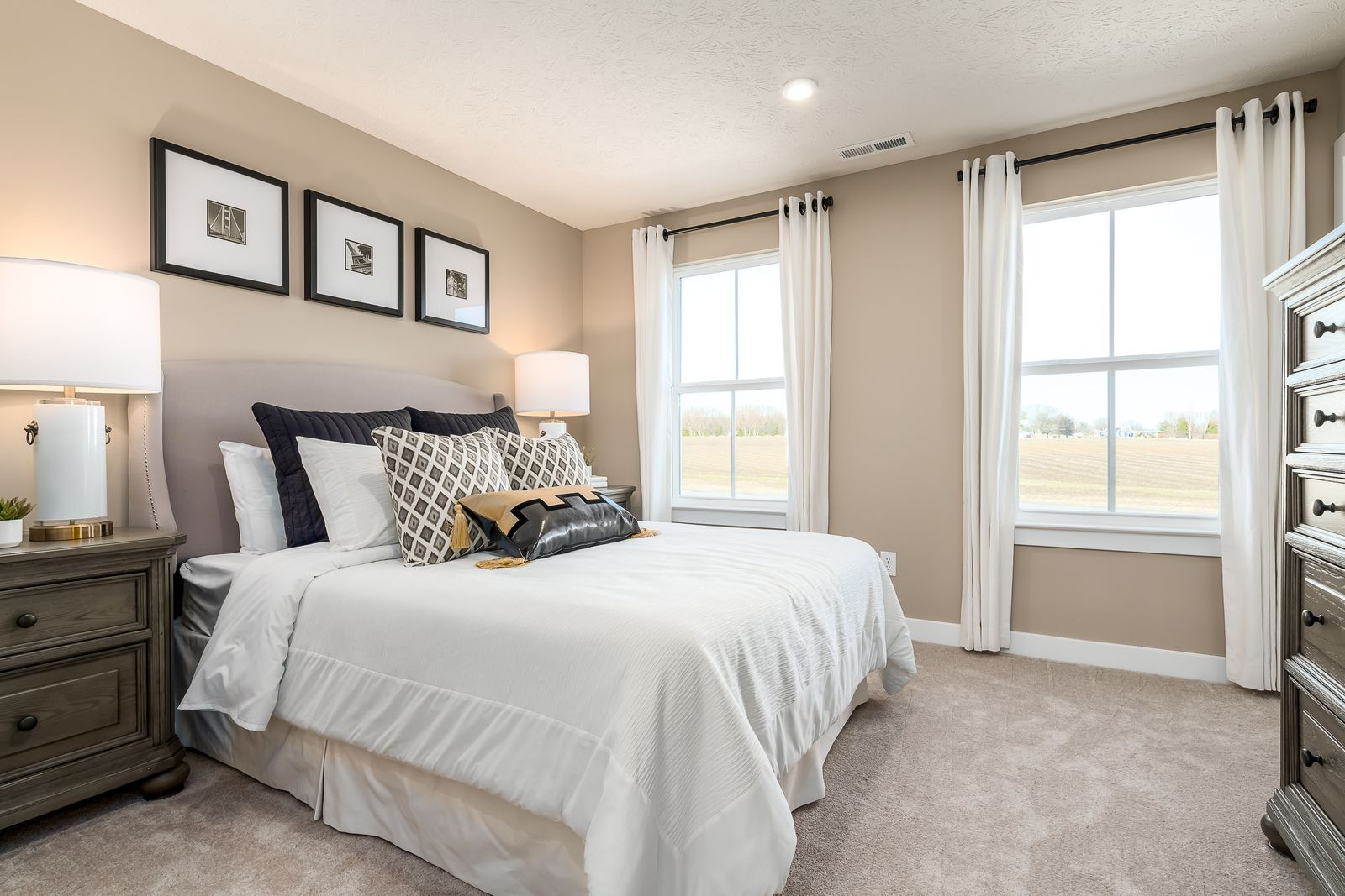 Bedroom featured in the Hudson By Ryan Homes in Nashville, TN