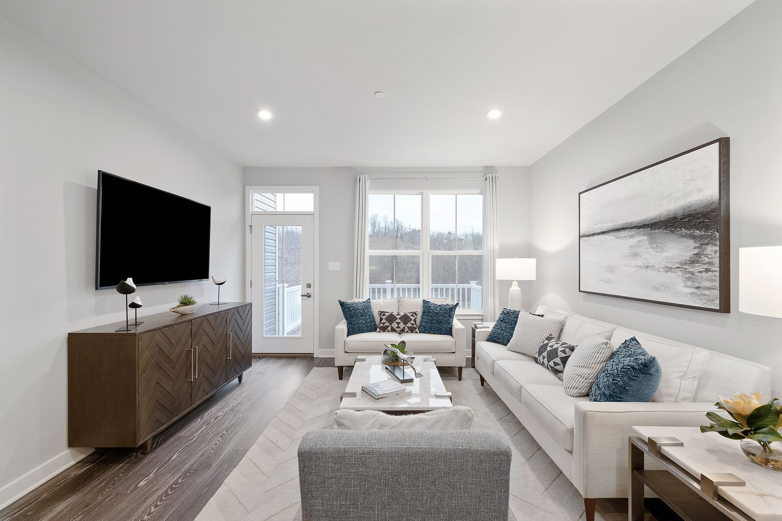 Living Area featured in the Calvert By Ryan Homes in Nashville, TN