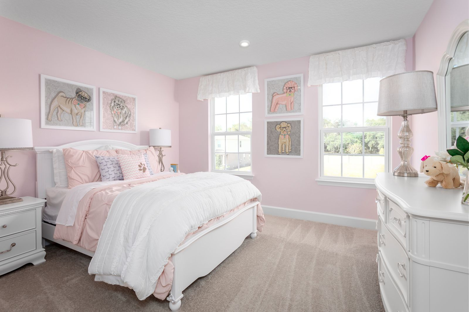 Bedroom featured in the Lynn Haven By Ryan Homes in Orlando, FL