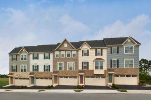 Mendelssohn - Lake Linganore Hamptons Townhomes: New Market, Maryland - Ryan Homes