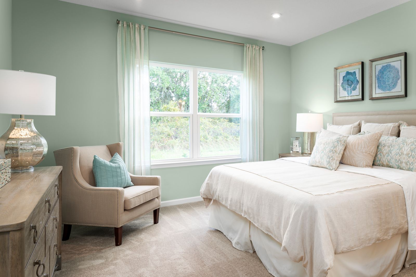 Bedroom featured in the Panama By Ryan Homes in Orlando, FL