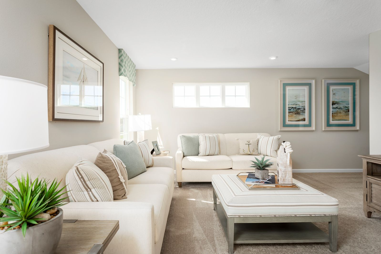 Living Area featured in the Panama By Ryan Homes in Orlando, FL