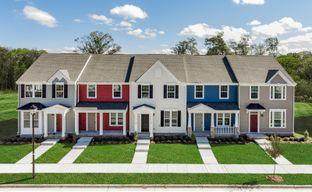 New Port Townes by Ryan Homes in Norfolk-Newport News Virginia