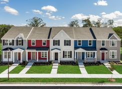 Beethoven - New Port Townes: Portsmouth, Virginia - Ryan Homes