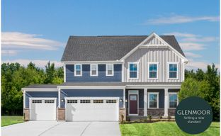 Glenmoor by Ryan Homes in Outer Banks North Carolina