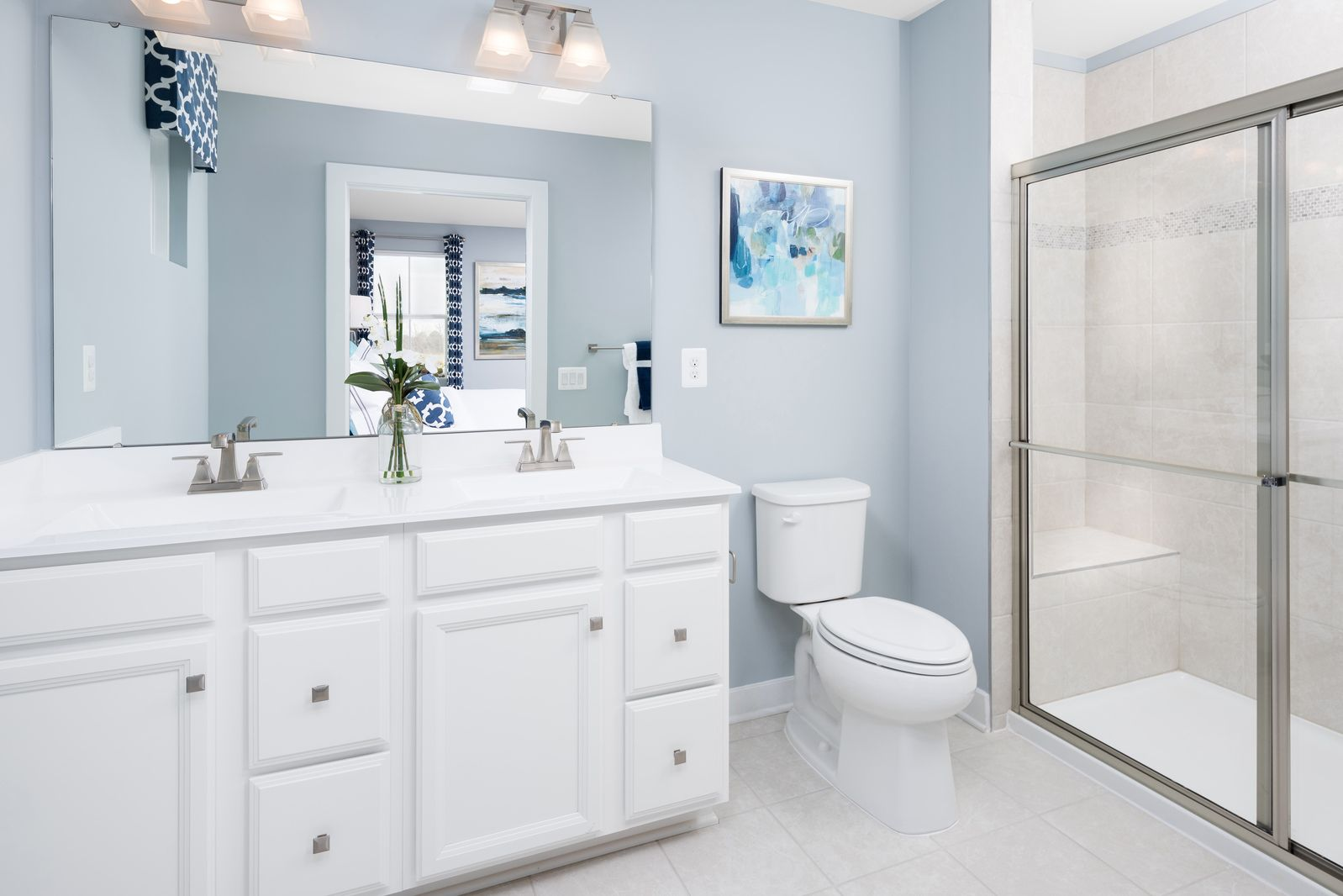 Bathroom featured in the Grand Cayman By Ryan Homes in Dover, DE