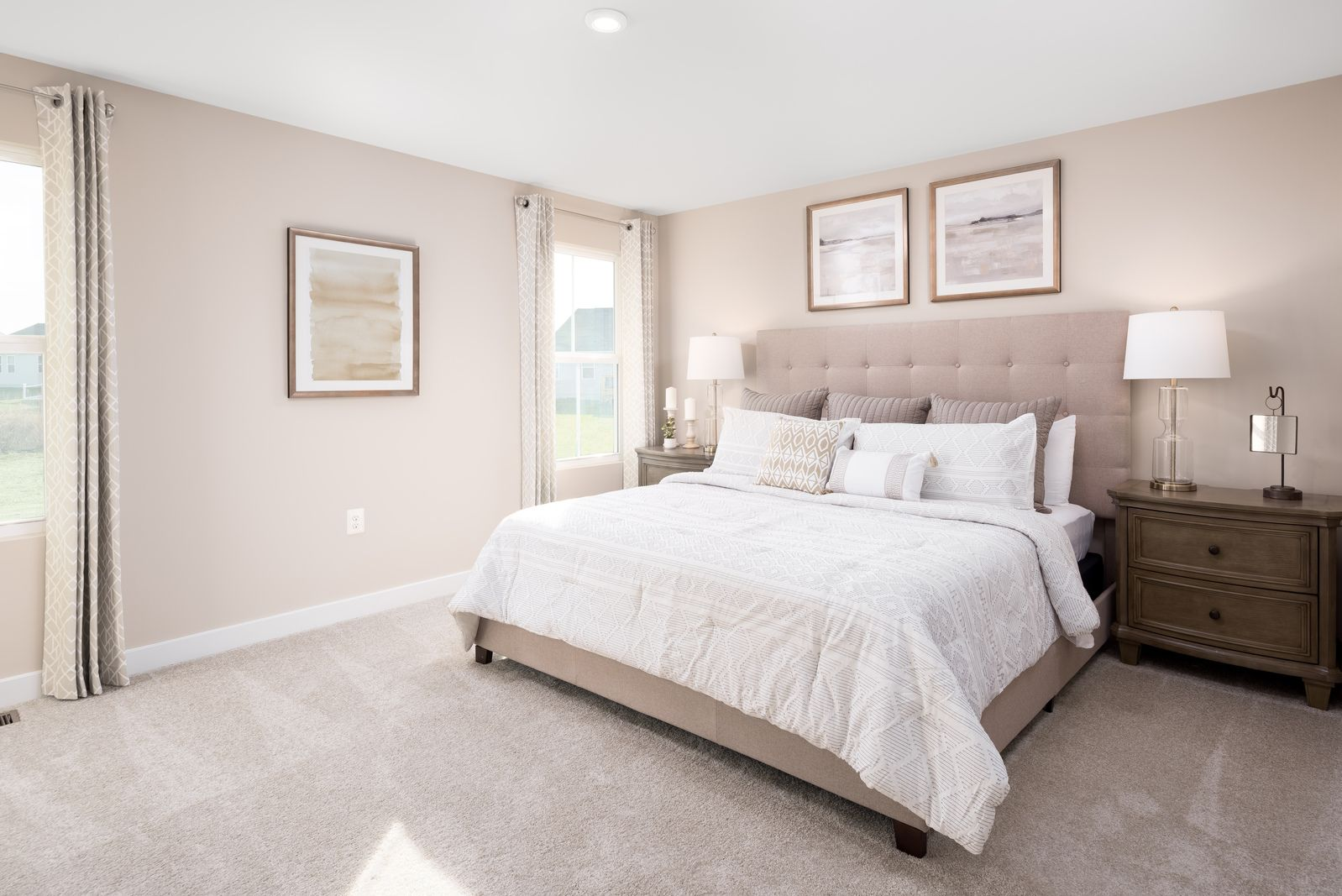 Bedroom featured in the Eden Cay By Ryan Homes in Charlotte, NC