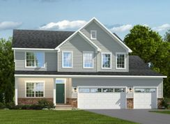 Lakeland - The Landing at Grassfield: Chesapeake, Virginia - Ryan Homes