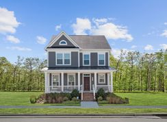 Salinger - The Reserve At Culpepper Landing: Chesapeake, Virginia - Ryan Homes
