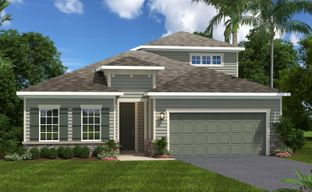 Panther Creek by Ryan Homes in Jacksonville-St. Augustine Florida