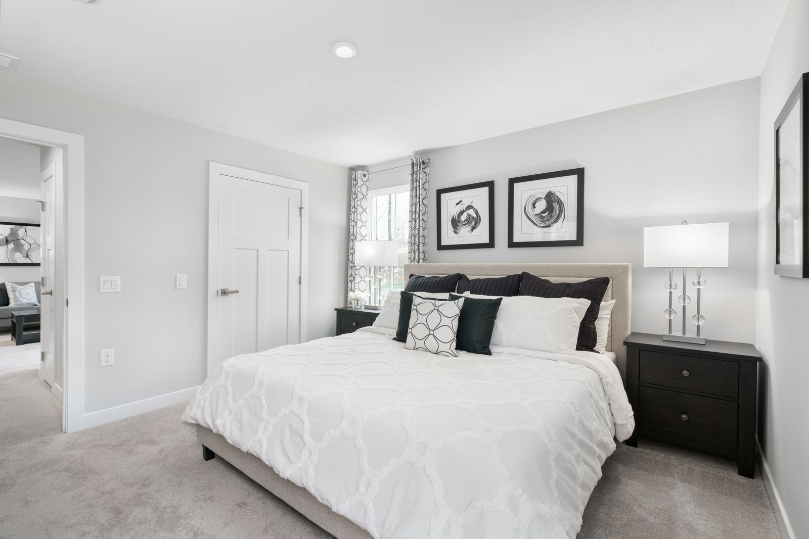 Bedroom featured in the Aruba Bay By Ryan Homes in Canton-Massillon, OH