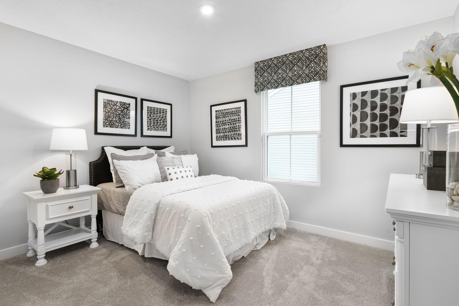 Bedroom featured in the Aruba Bay By Ryan Homes in Dover, DE