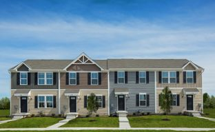 Thornton Grove Townhomes by Ryan Homes in Nashville Tennessee
