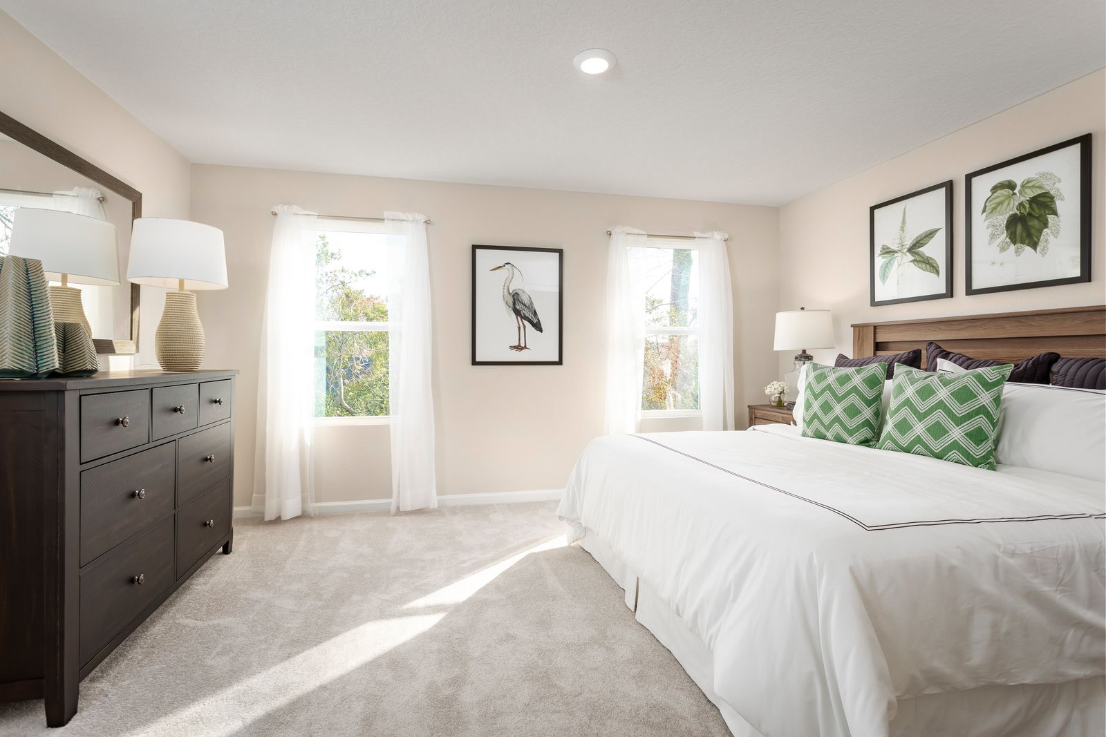 Bedroom featured in the Flamingo By Ryan Homes in Jacksonville-St. Augustine, FL