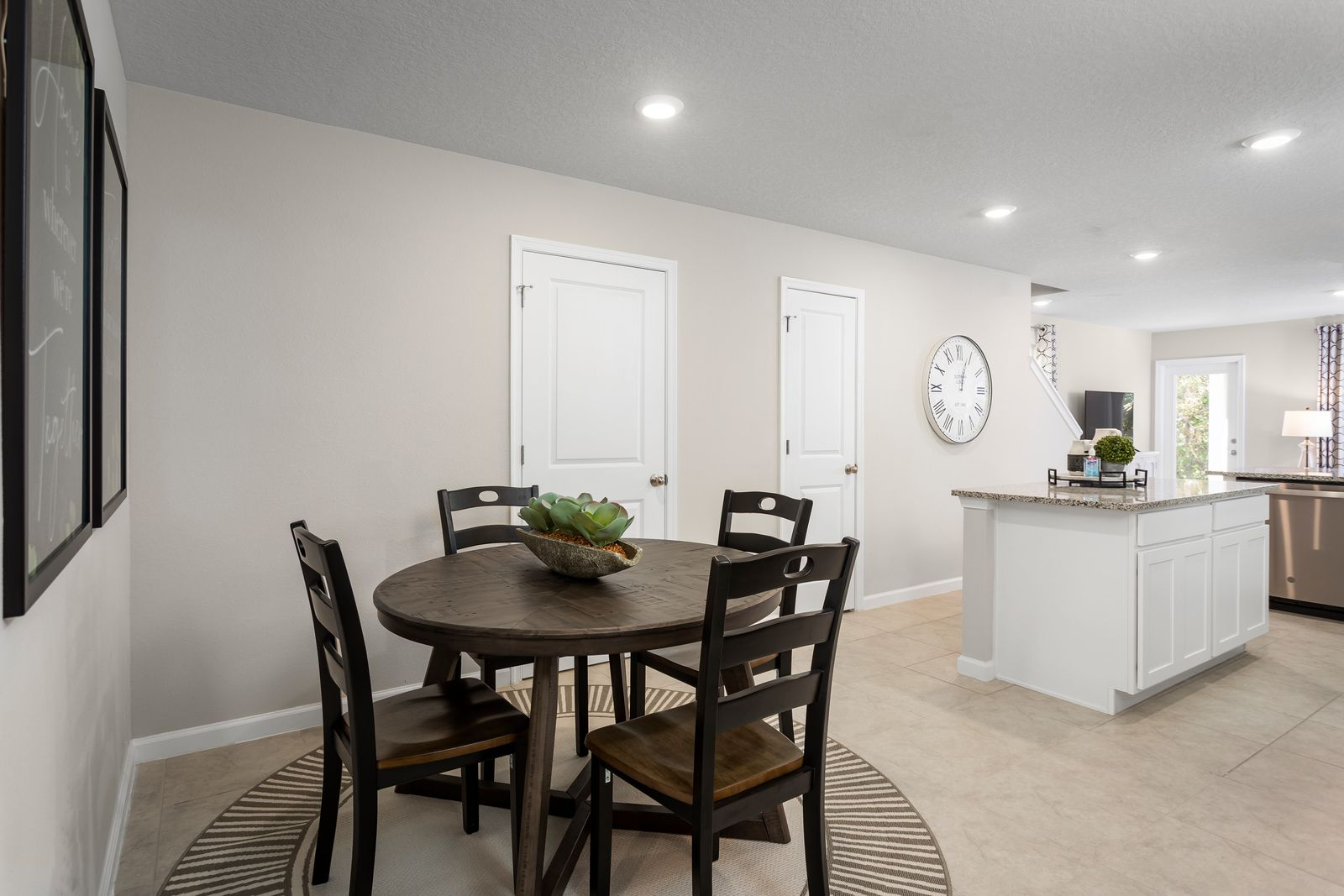 Kitchen featured in the Flamingo By Ryan Homes in Jacksonville-St. Augustine, FL