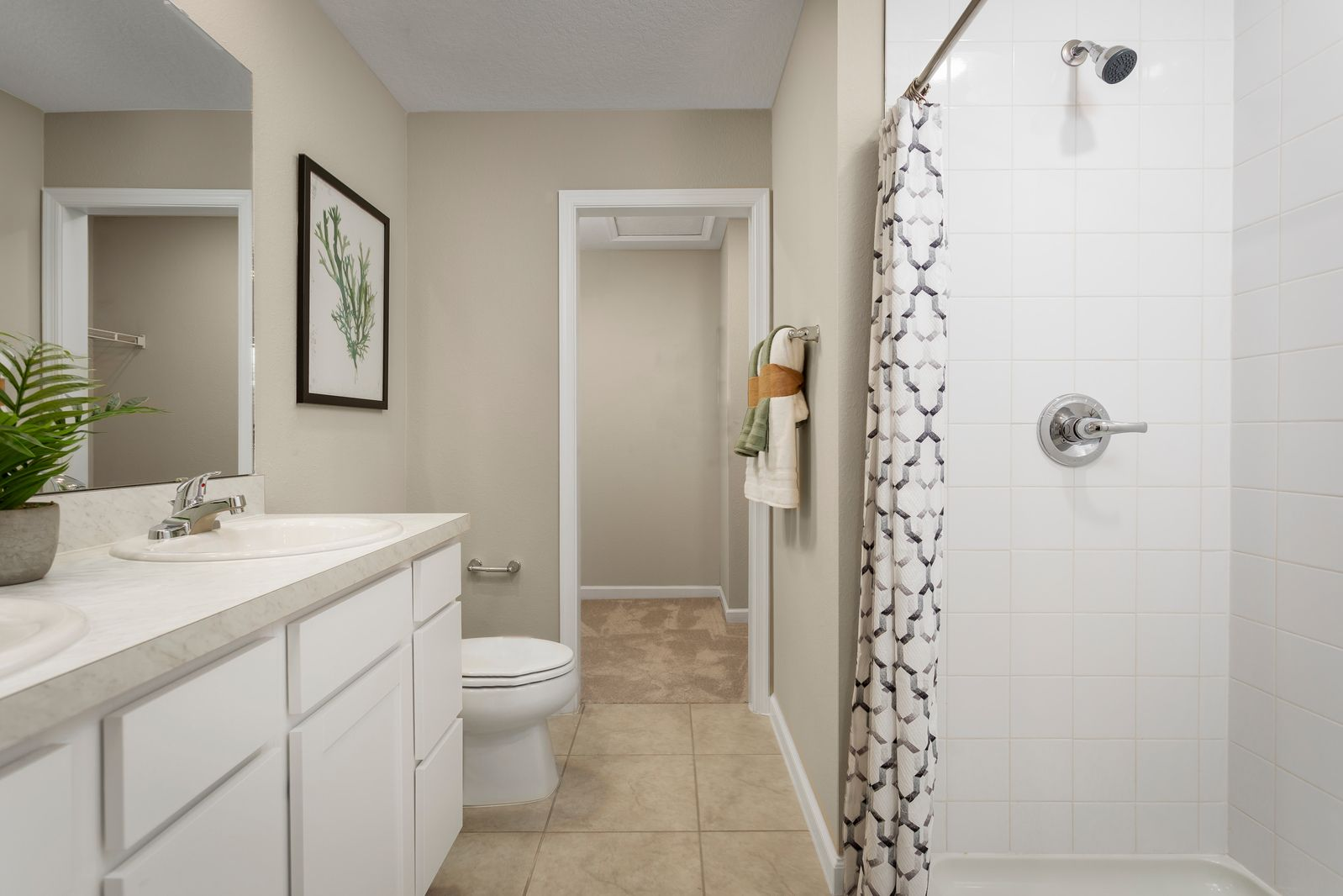 Bathroom featured in the Flamingo By Ryan Homes in Jacksonville-St. Augustine, FL