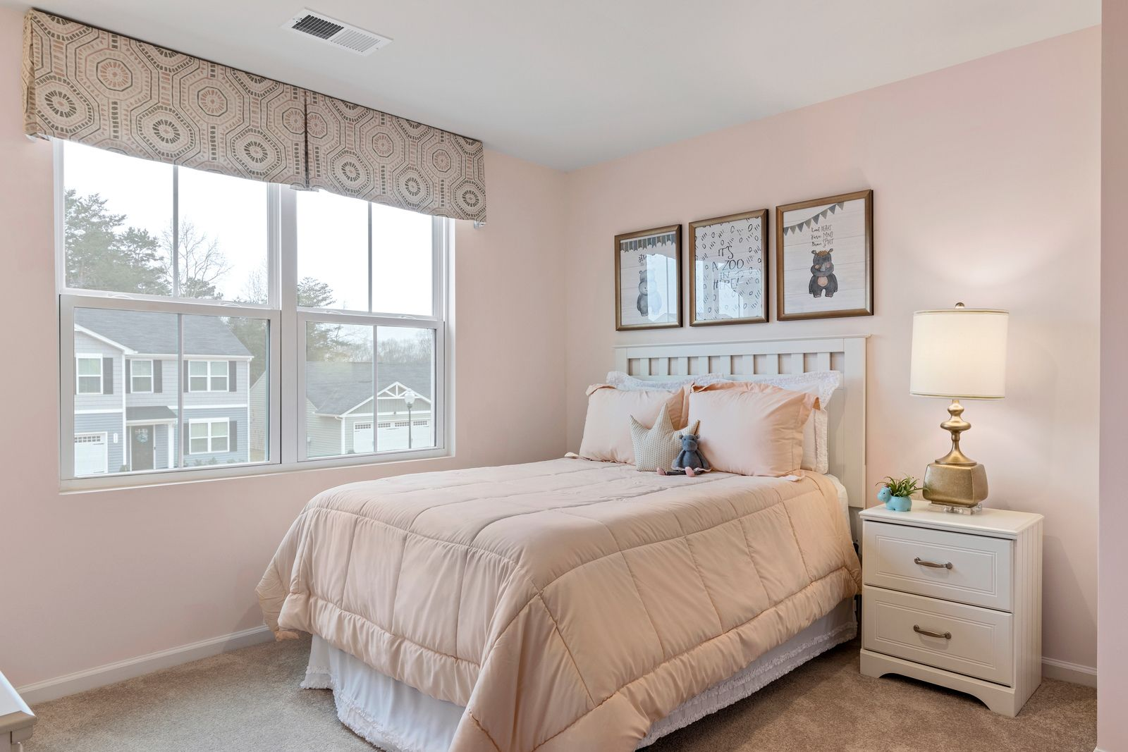 Bedroom featured in the Elm By Ryan Homes in Akron, OH