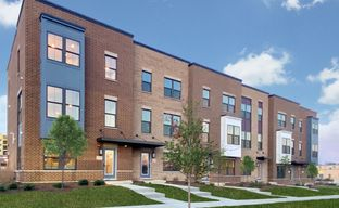 Maple Street Rowhomes by Ryan Homes in Chicago Illinois