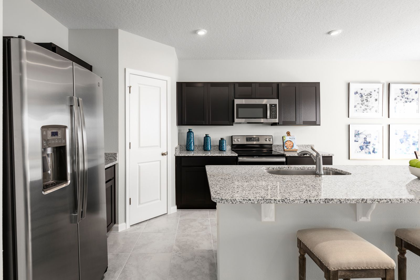 Kitchen featured in the Mahogany By Ryan Homes in Lakeland-Winter Haven, FL