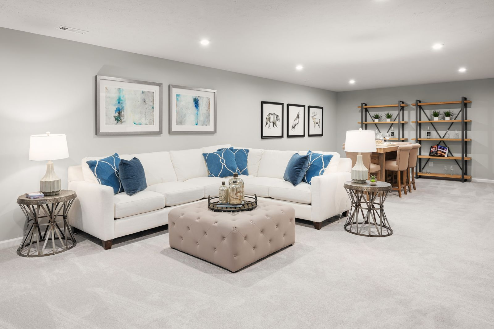Living Area featured in the Aviano By Ryan Homes in Canton-Massillon, OH