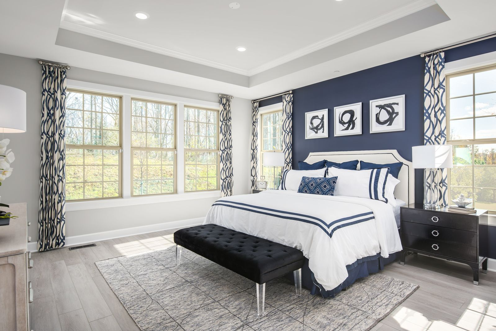 Bedroom featured in the Albright By HeartlandHomes in Pittsburgh, PA