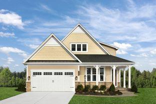 Clarkson - Laurel Landings Ranch Homes: Canonsburg, Pennsylvania - HeartlandHomes
