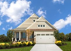 Bennington - Laurel Landings Ranch Homes: Canonsburg, Pennsylvania - HeartlandHomes