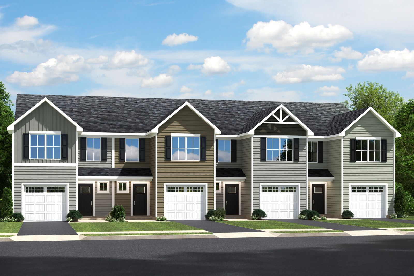 Exterior featured in the Poplar By Ryan Homes in Greenville-Spartanburg, SC