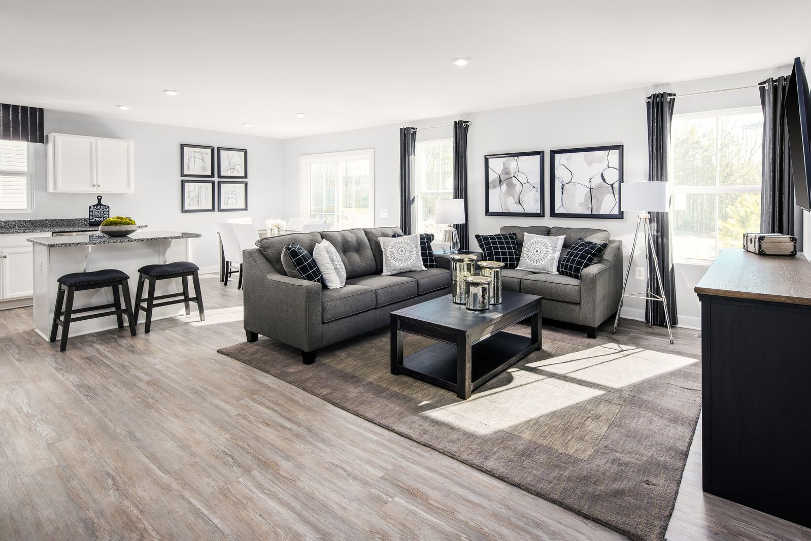 Living Area featured in the Grand Bahama By Ryan Homes in Dover, DE