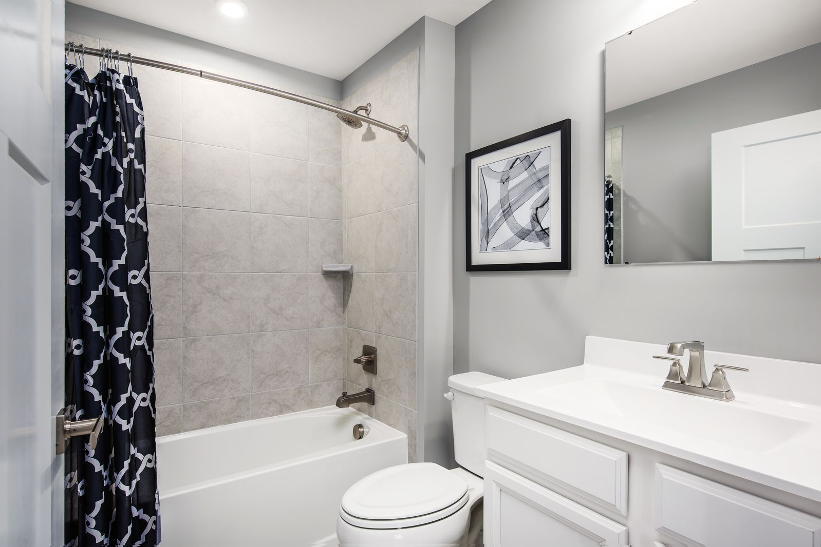 Bathroom featured in the Grand Bahama By Ryan Homes in Dover, DE