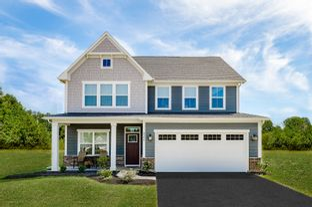 Columbia - Lake Linganore Hamptons Single Family Homes: New Market, Maryland - Ryan Homes