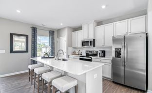 Armstrong Village by Ryan Homes in Washington Maryland