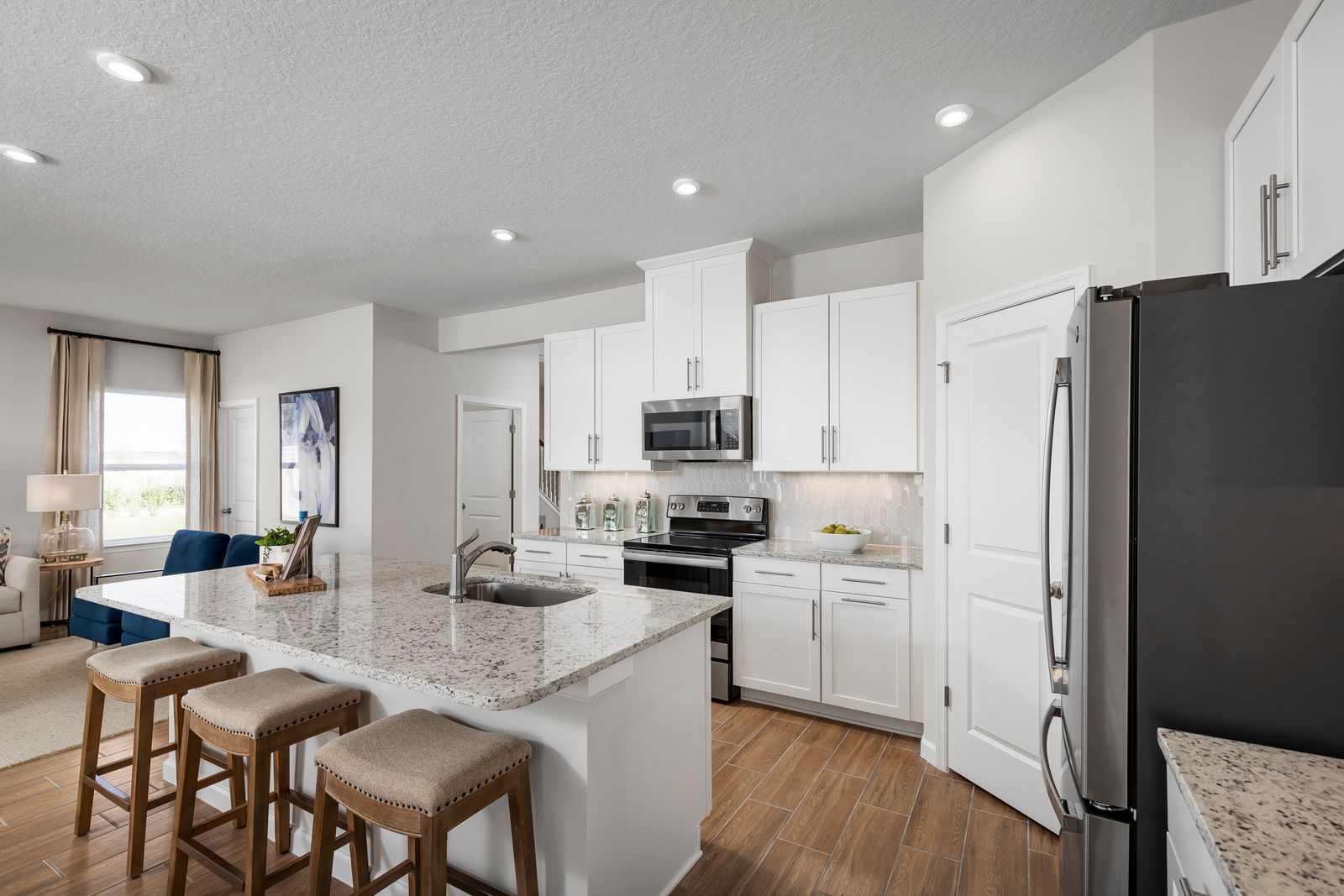 Kitchen featured in the Windermere By Ryan Homes in Sarasota-Bradenton, FL