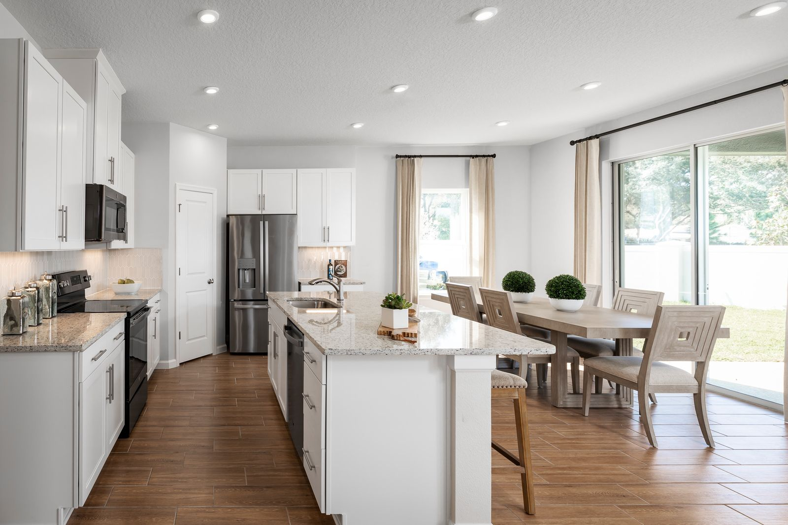 Kitchen featured in the Windermere By Ryan Homes in Orlando, FL