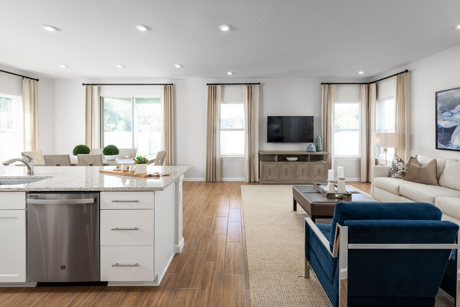 Living Area featured in the Windermere By Ryan Homes in Orlando, FL
