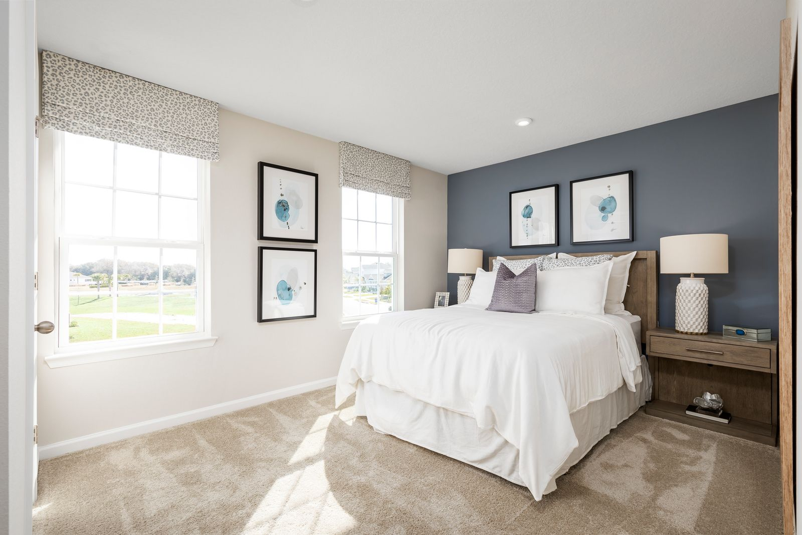 Bedroom featured in the Windermere By Ryan Homes in Orlando, FL