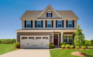 Lake Linganore Hamptons Single Family Homes by Ryan Homes in Washington Maryland