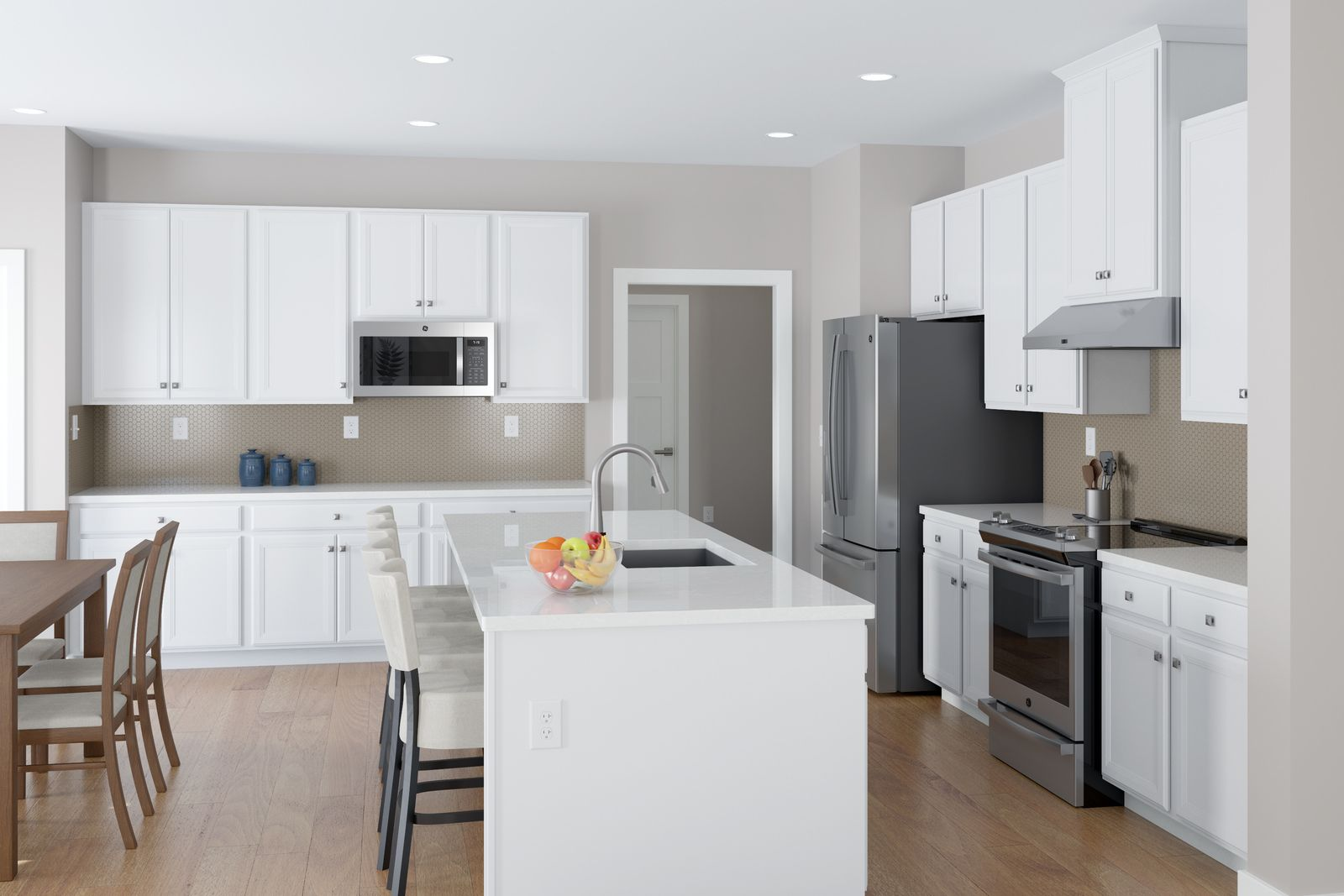 Kitchen featured in the Lakeland By Ryan Homes in Norfolk-Newport News, VA
