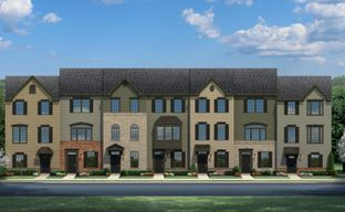 Foster's Glen Townhomes by Ryan Homes in Washington Virginia