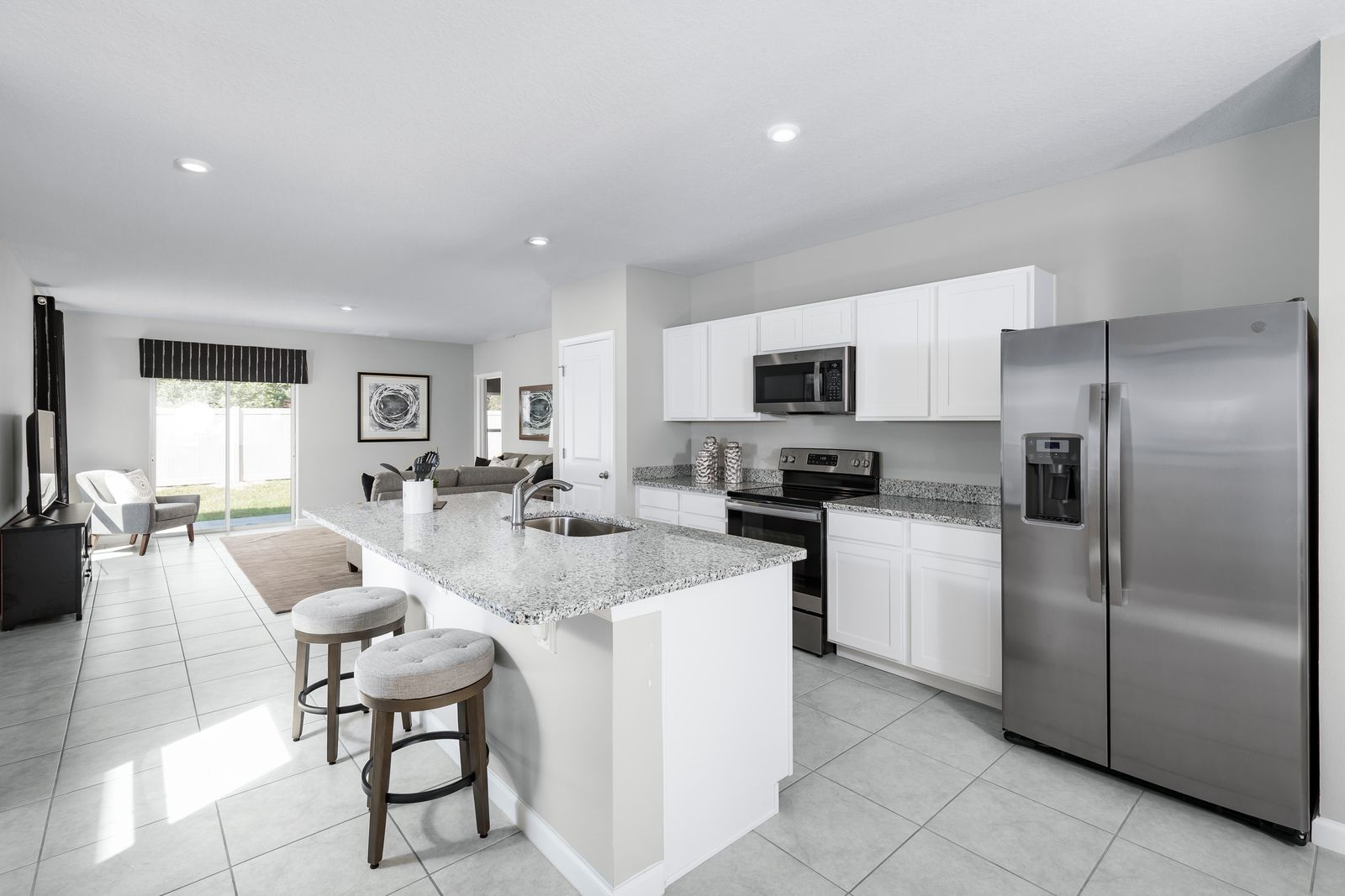Kitchen featured in the Coral By Ryan Homes in Tampa-St. Petersburg, FL