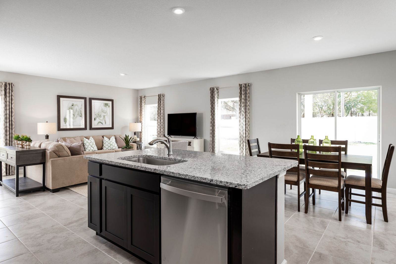 Living Area featured in the Sweet Bay By Ryan Homes in Tampa-St. Petersburg, FL