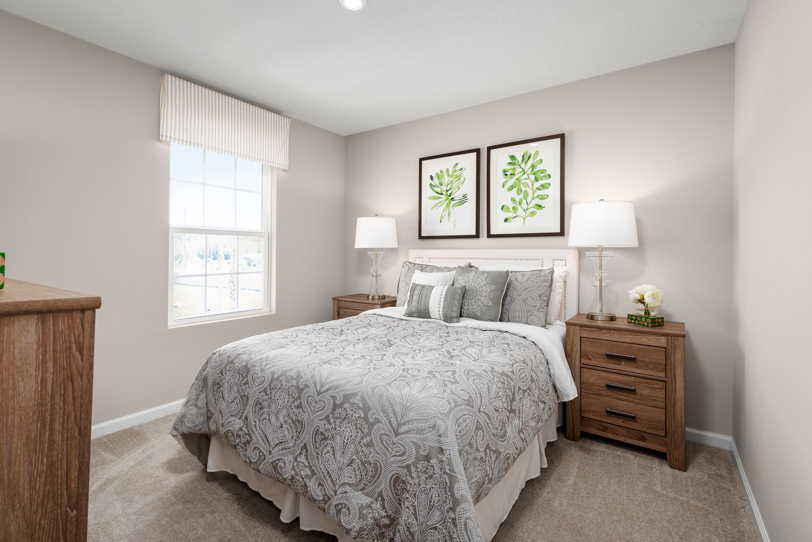 Bedroom featured in the Sweet Bay By Ryan Homes in Tampa-St. Petersburg, FL