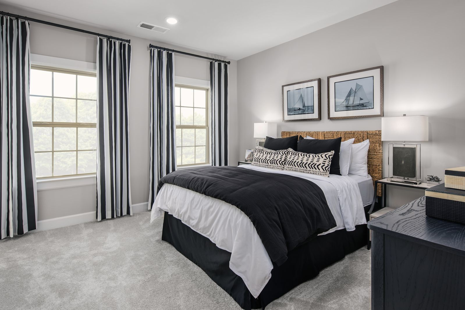Bedroom featured in the Stratford Hall By NVHomes in Washington, VA
