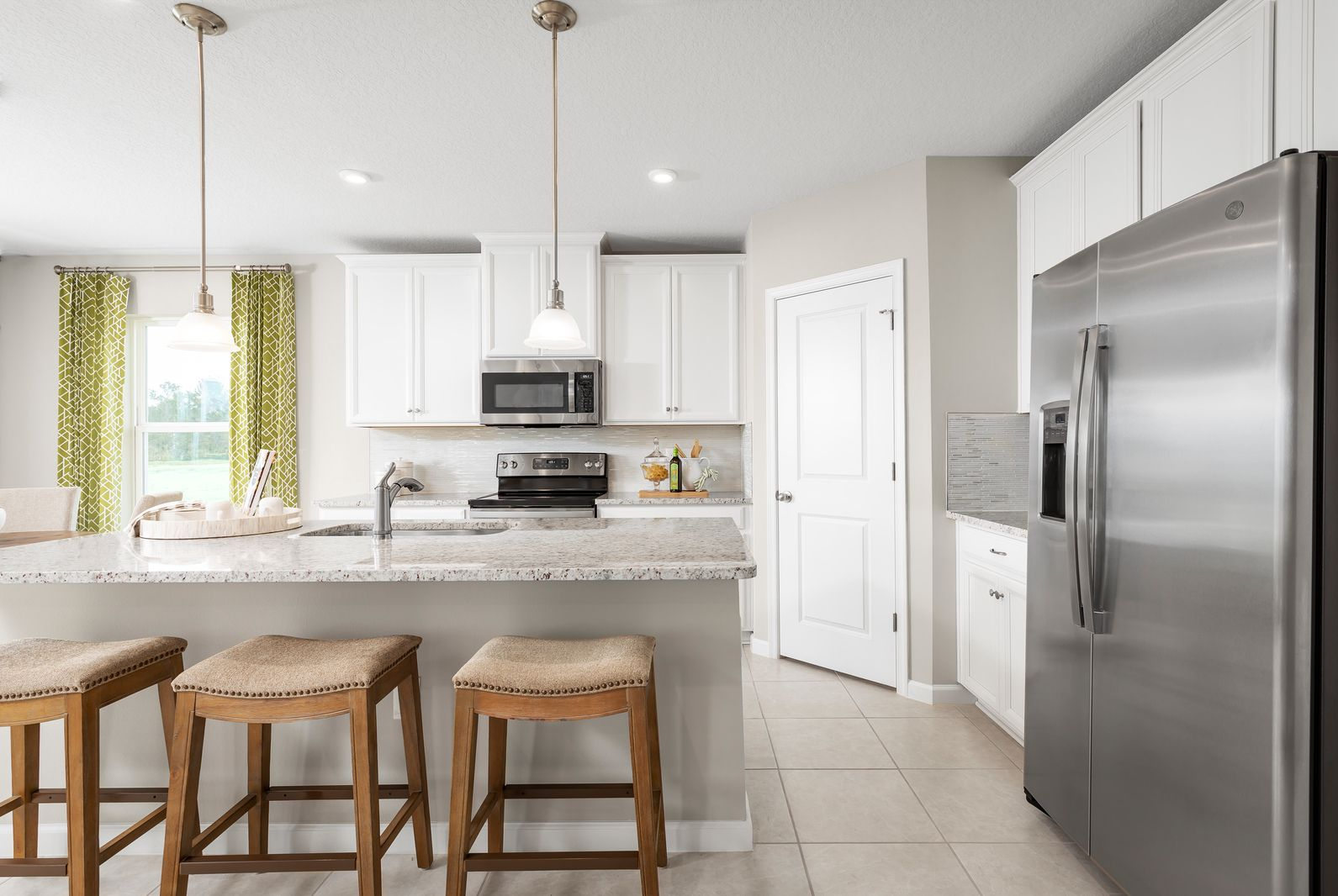 Kitchen featured in the Baymont By Ryan Homes in Indian River County, FL
