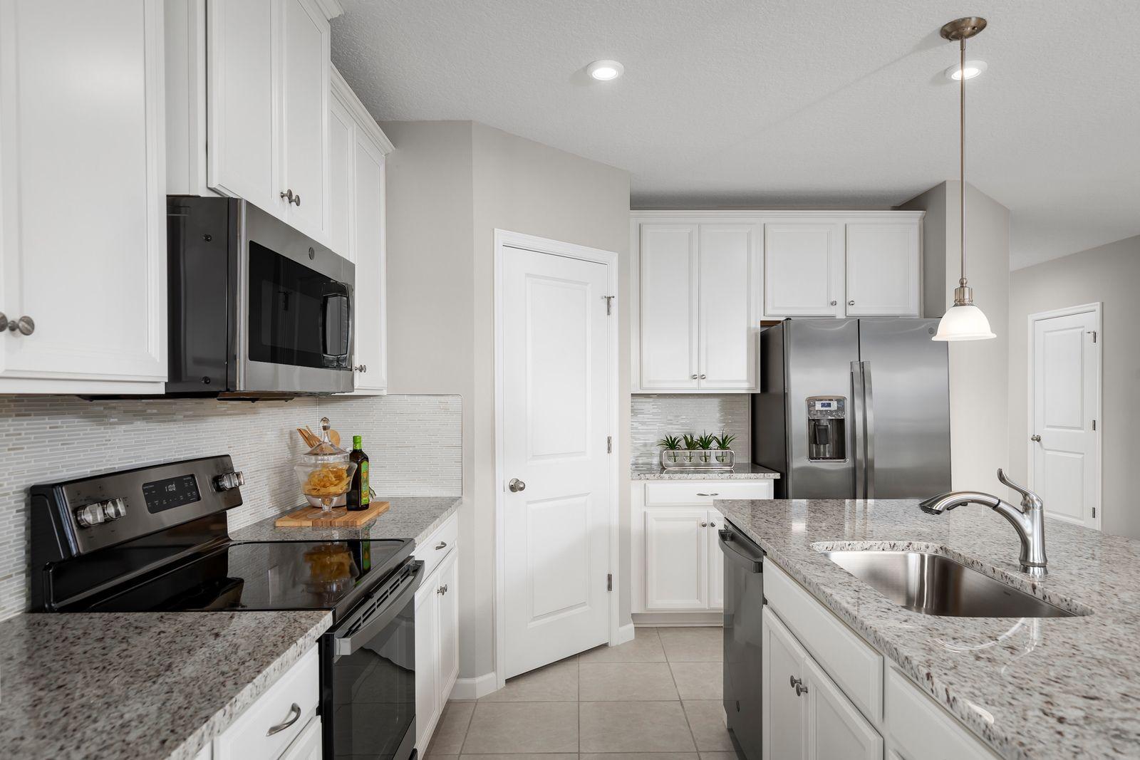 Kitchen featured in the Baymont By Ryan Homes in Orlando, FL