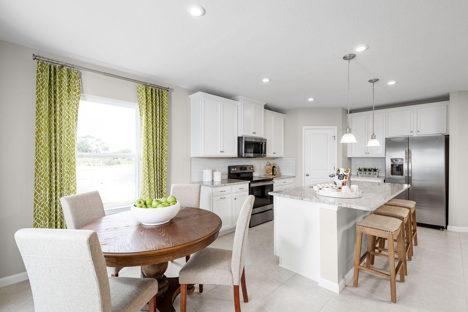 Kitchen featured in the Baymont By Ryan Homes in Sarasota-Bradenton, FL