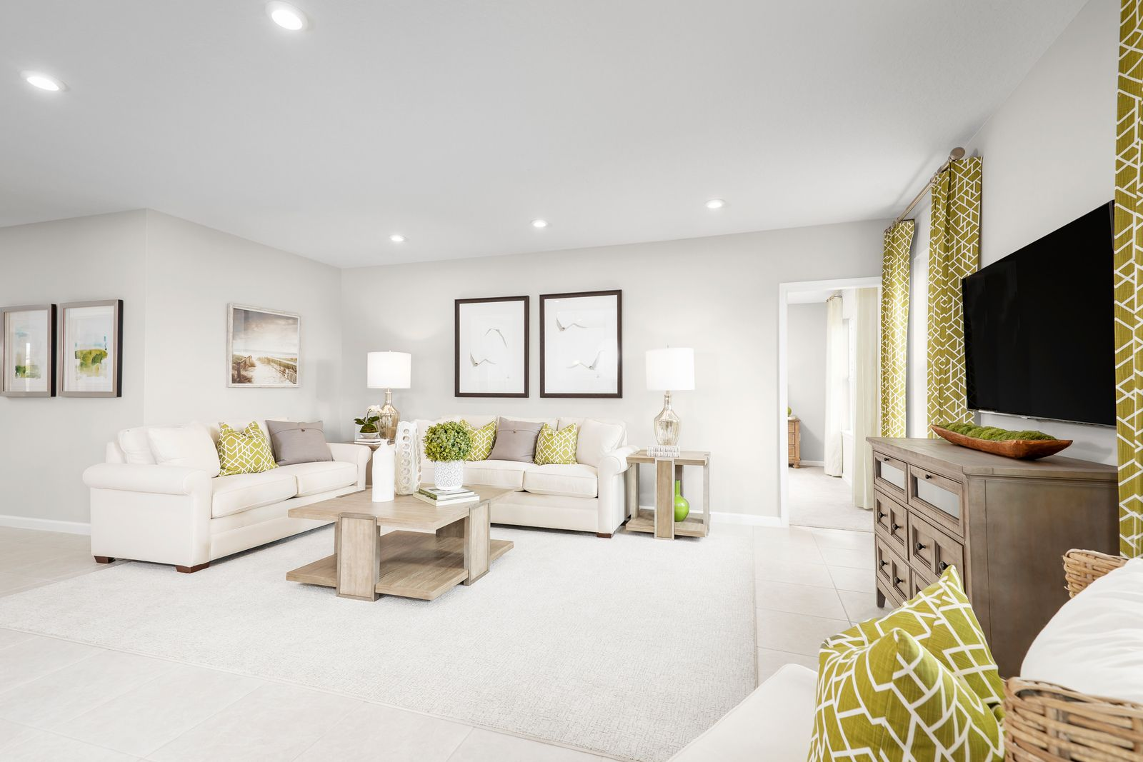 Living Area featured in the Baymont By Ryan Homes in Orlando, FL