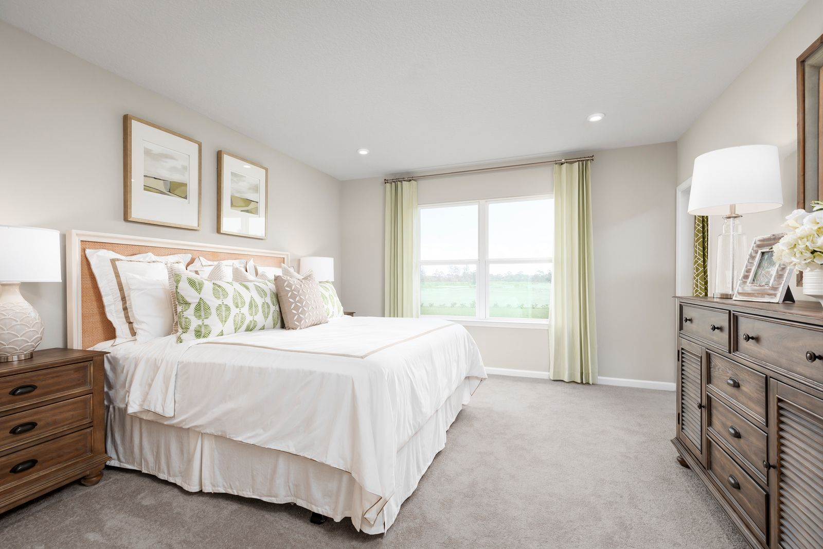 Bedroom featured in the Baymont By Ryan Homes in Lakeland-Winter Haven, FL
