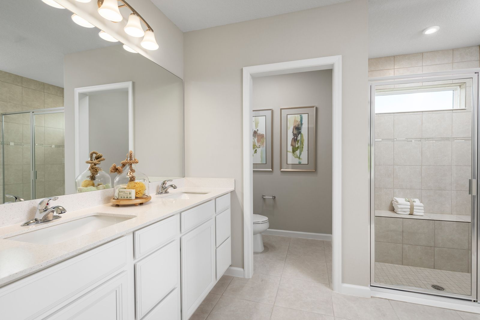 Bathroom featured in the Baymont By Ryan Homes in Orlando, FL