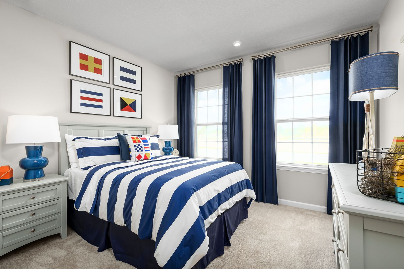 Bedroom featured in the Baymont By Ryan Homes in Orlando, FL